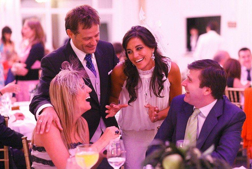 Fotografia de bodas en cenador de amos