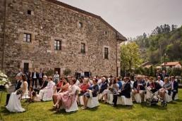 boda en palacio de guevara en treceño